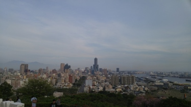 View of Kaoshiung
